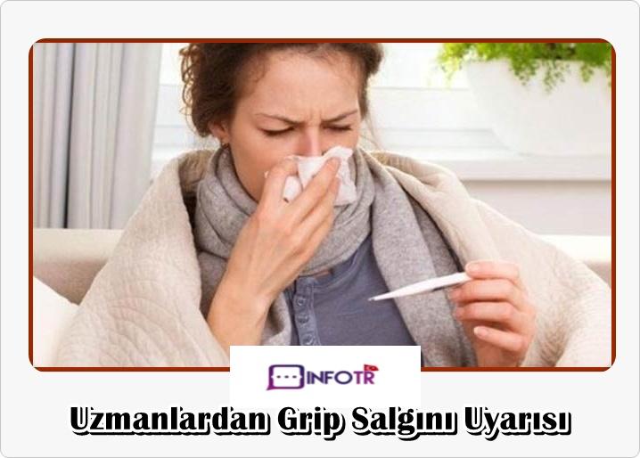 Uzmanlardan Grip Salgını Uyarısı