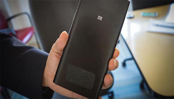 Kamerasız Akıllı Telefon ZTE